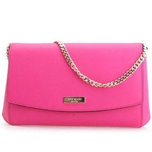 Kate Spade ♠️ NWT Neon Hot Pink Crossbody Bag